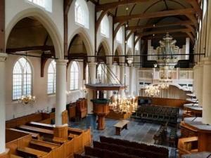 EW Amsterdam intérieur