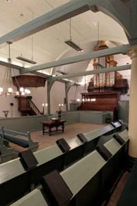 EW Leiden intérieur